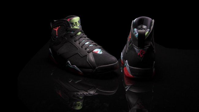 online store 17023 6ad3d Color  Black Blue Graphite Retro Infrared 23. Style  705350-007. Release   03 07 2015. Price   190.00. Nike Air Jordan Retro VII 7 Marvin the Martian  ...