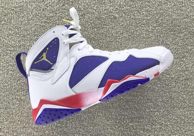 dbfc0ca32858 Air Jordan 7 Tinker Alternate Olympic - Air 23 - Air Jordan Release ...