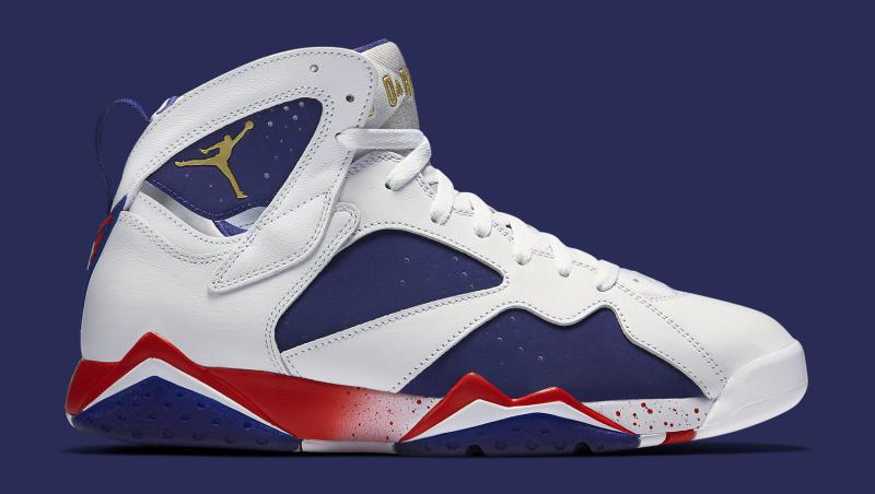 20ec40d72d04 Air Jordan 7 Olympic Tinker Alternate - Official Images - Air 23 ...