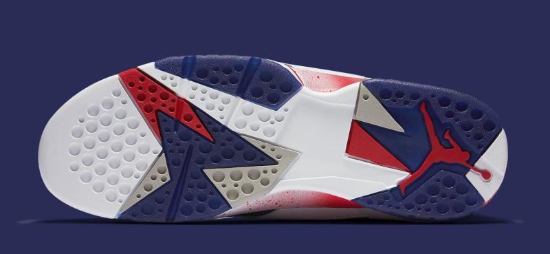 68346a0c6e2 Air Jordan 7 Olympic Tinker Alternate - Official Images - Air 23 ...