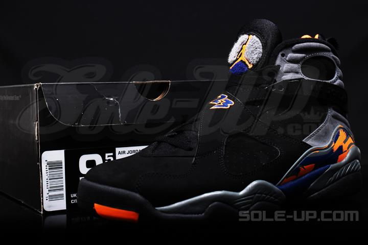 "buy popular 9e437 40a56 Air Jordan VIII (8) Retro ""Phoenix Suns"""