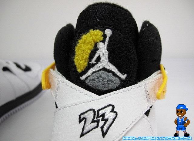 Air Jordan Fusion VIII White Black-Varsity Maize (GS) - Air 23 - Air ... 91f7649f24a7
