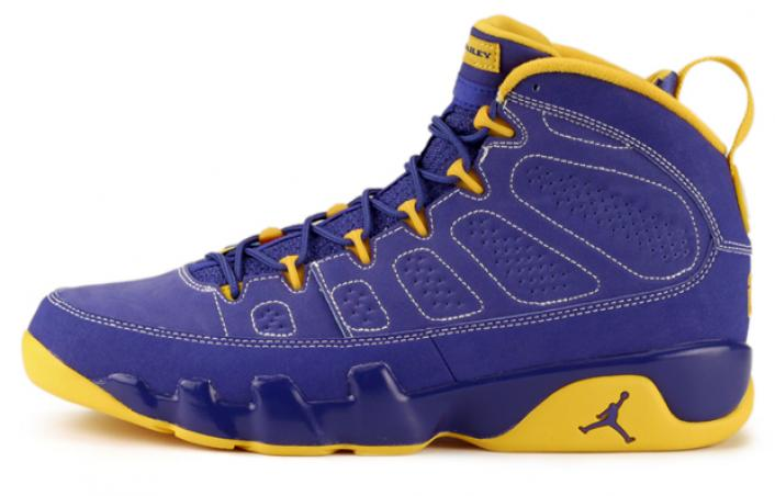 "online store 319a4 b1dda Air Jordan IX (9) Retro ""Calvin Bailey"" Detailed Pics"