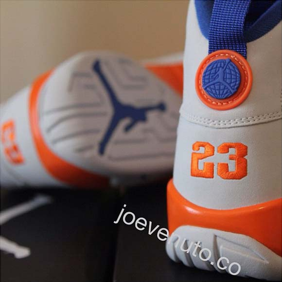 wholesale dealer 8d5a1 915d9 2012 Nike Air Jordan IX 9 Retro Size 10.5 Fontay Montana Kilroy The Gulls  Knicks