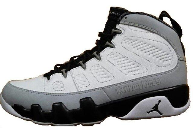 the best attitude 6c7f6 7de14 Air Jordan Retro IX 9 Golf Shoes Mens Size 8.5 Baron Wolf Gray 833798-103  RARE