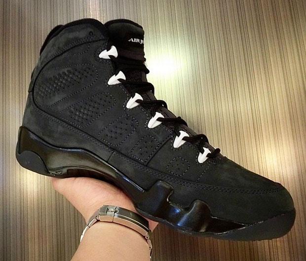 Couleur Anthracite Rétro Nike Air Jordan