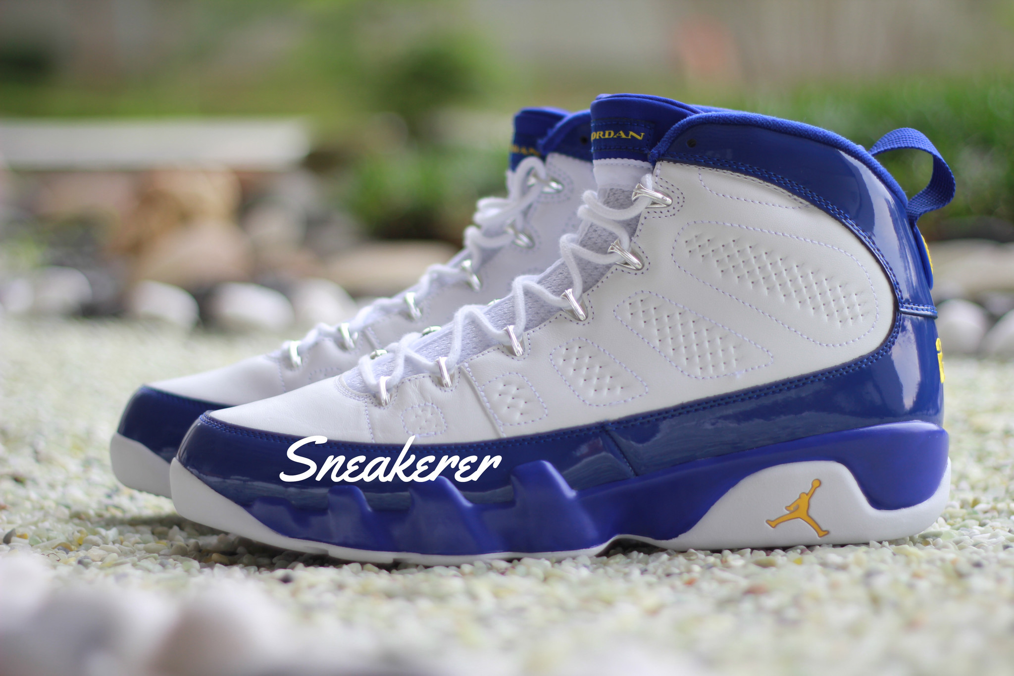 7e17e8be2b48 Air Jordan 9 Kobe Bryant PE - New Images - Air 23 - Air Jordan ...