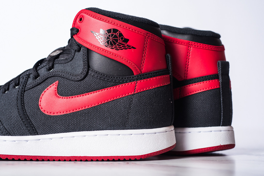air jordan 1 ko �bred� detailed images release date air