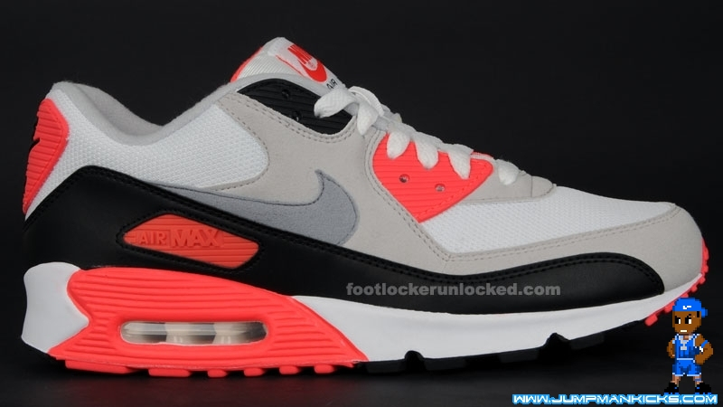 Nike Air Max 90 Infrared Coming in July Air 23 Air
