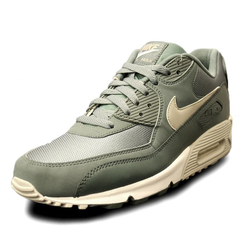 Nike Air Max 90. Color: Bamboo/Sail-Medium Olive Style: 325213-202