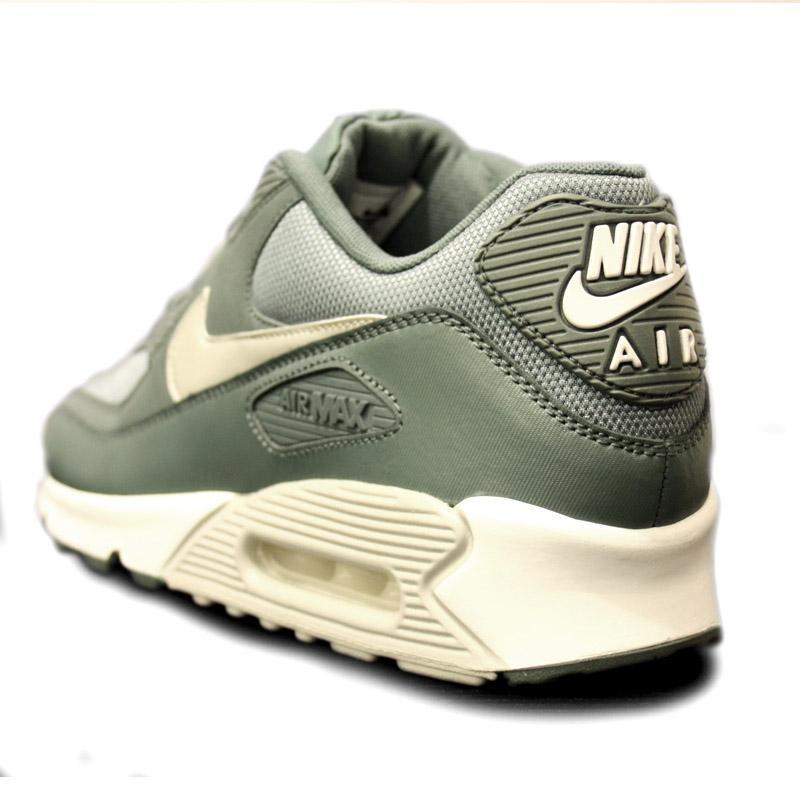 online store a3155 db127 Nike Air Max 90 - Bamboo Sail-Medium Olive