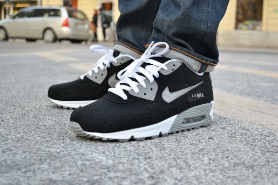 nike air max 90 laces