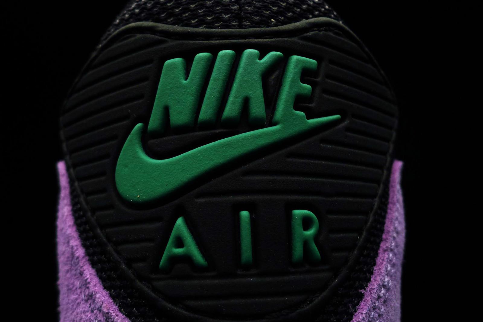 532470 090 Nike Air Max 90 Hyperfuse Premium Black