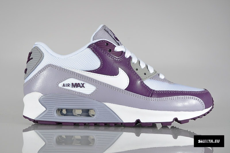 Nike Air Max 90 Current VT LSR Metallic Silver White