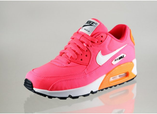 new product a78db 191f1 You can get these now at Asphaltgold. Nike Air Max 90 Premium QS Color   Hyper Punch Ivory-Total Orange Style  693628-600