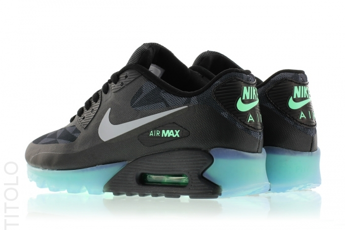 Nike Air Max 90 ICE Black/ Cool Grey-Anthracite-Black