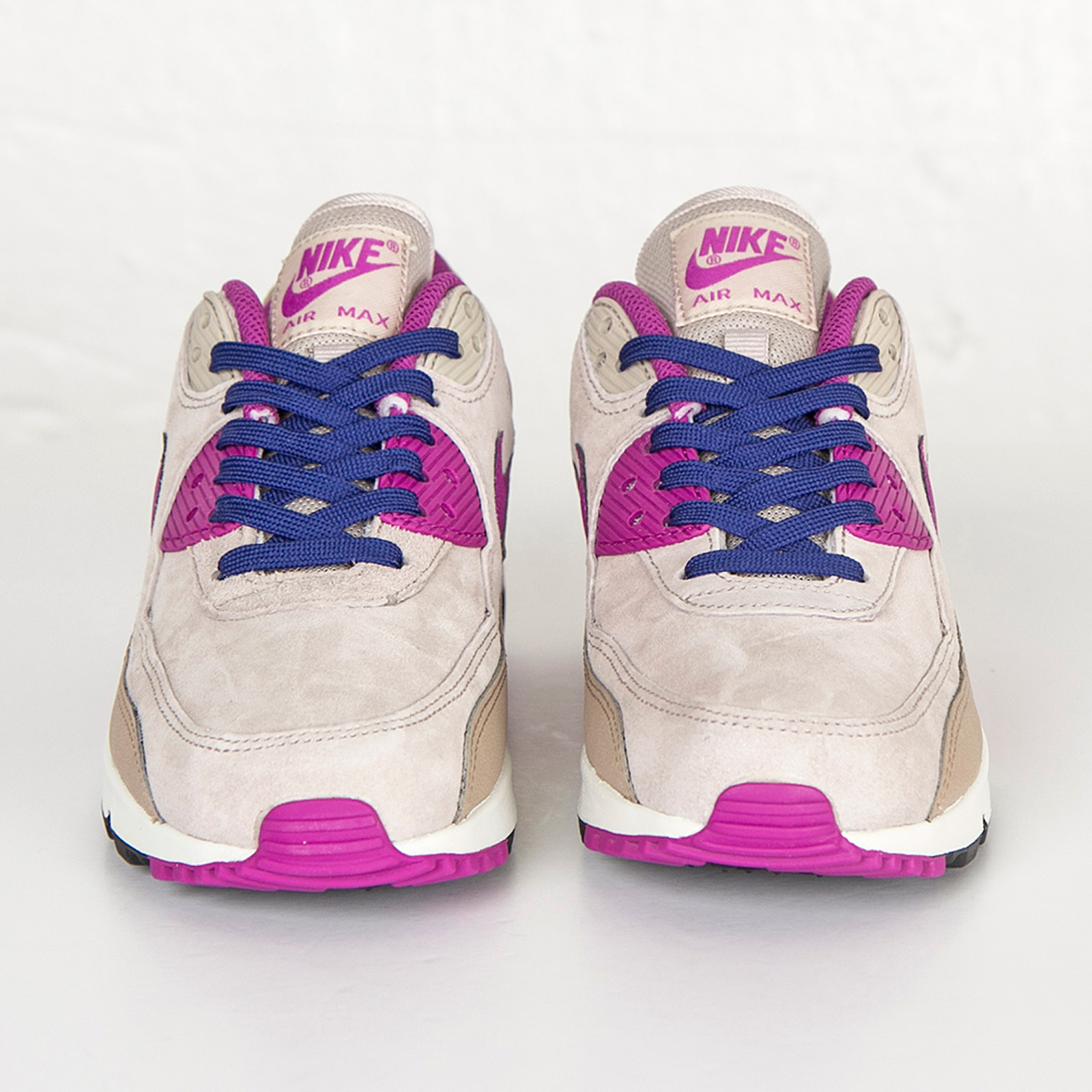newest collection 082e5 b4fac Nike Women s Air Max 90 LTR Color  Desert Camo Purple Dusk-Deep Royal  Style  768887-200. Price   139.00