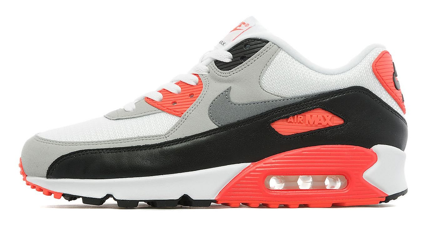 "on sale 3106a 50f42 Nike Womens Air Max 90 OG ""Infrared"" Still Available"