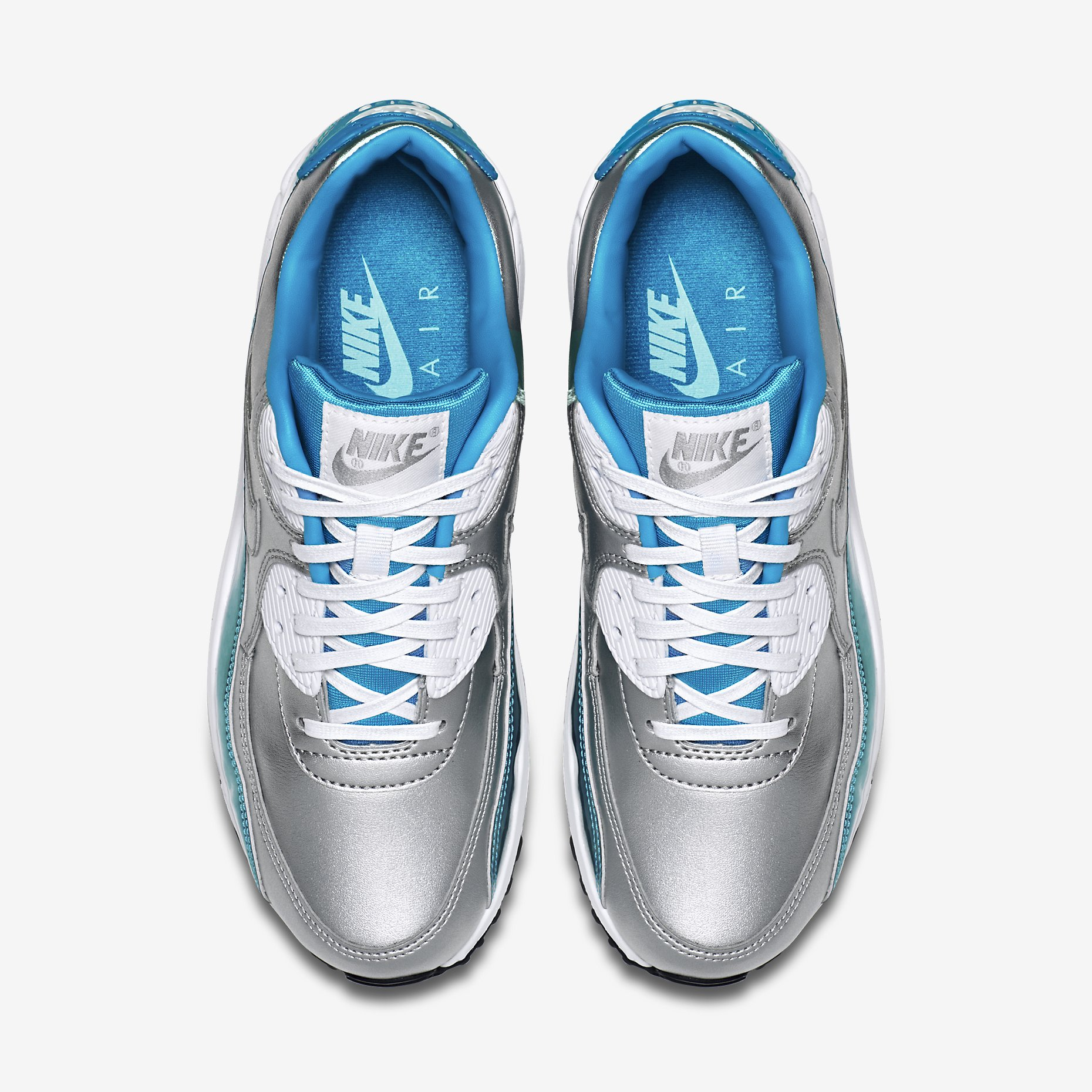 new arrivals 03ff8 10eac nike air max 90 PRM QS womens running trainers 744596 002 sneakers CLEARANCE