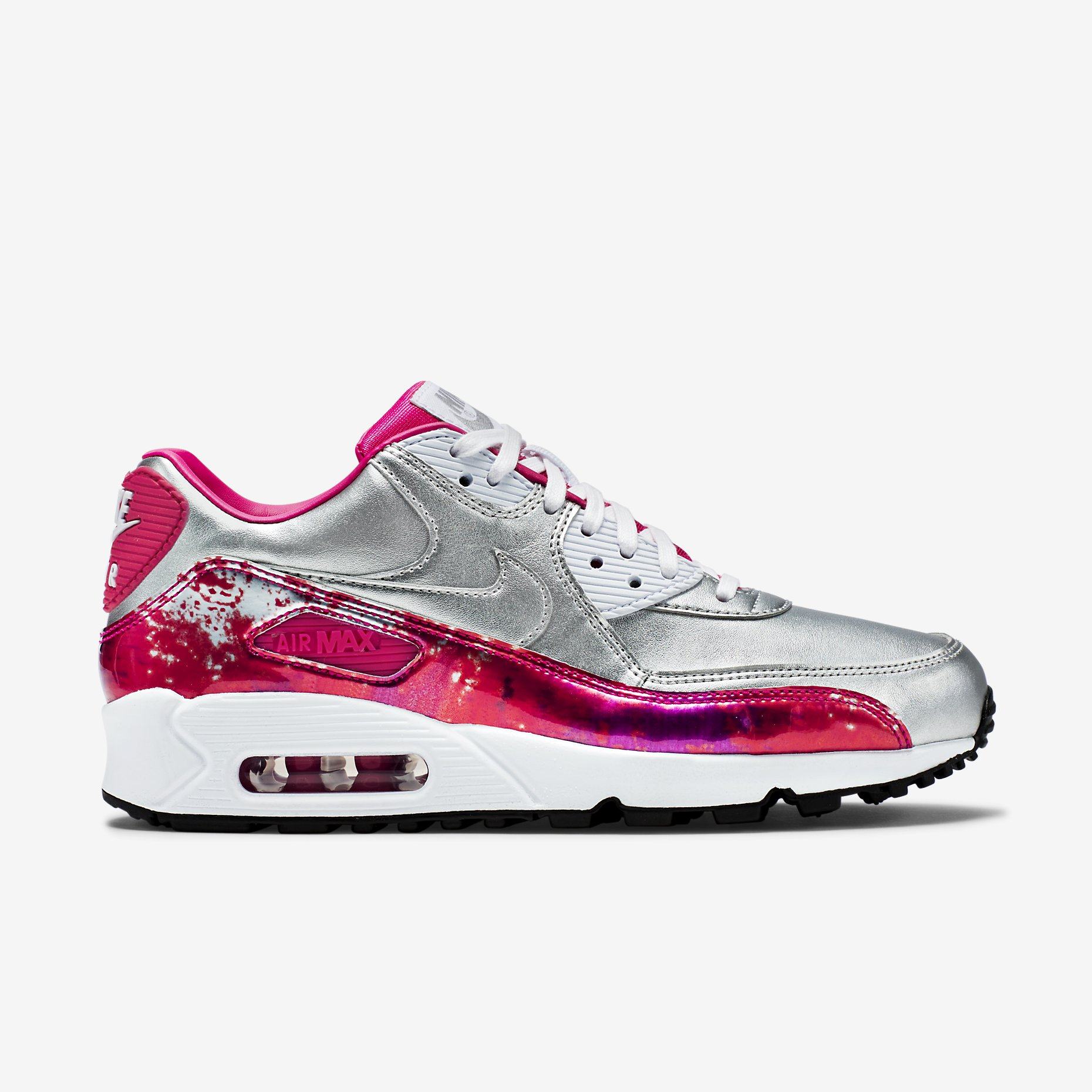 pretty nice a09c1 49938 Nike Air Max 90 GS Youth Girls   Womens Running Shoes Trainers NWOB
