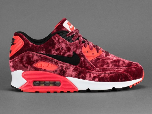 A U.S. release has not yet been announced, but you can get the sneaker at the Germany-based site and store Solebox on March 30. Nike Air Max 90