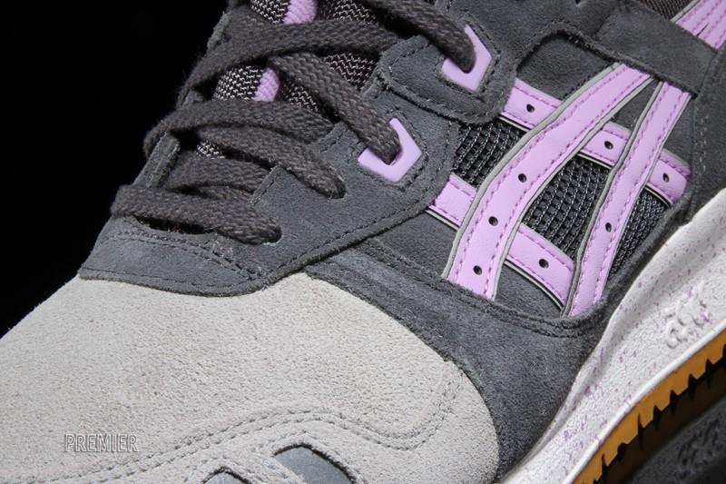 6d1b80d2a5c0 Asics Gel Lyte III Color  Dark Grey Sheer Lilac Style  H503K.1635. Price    110.00