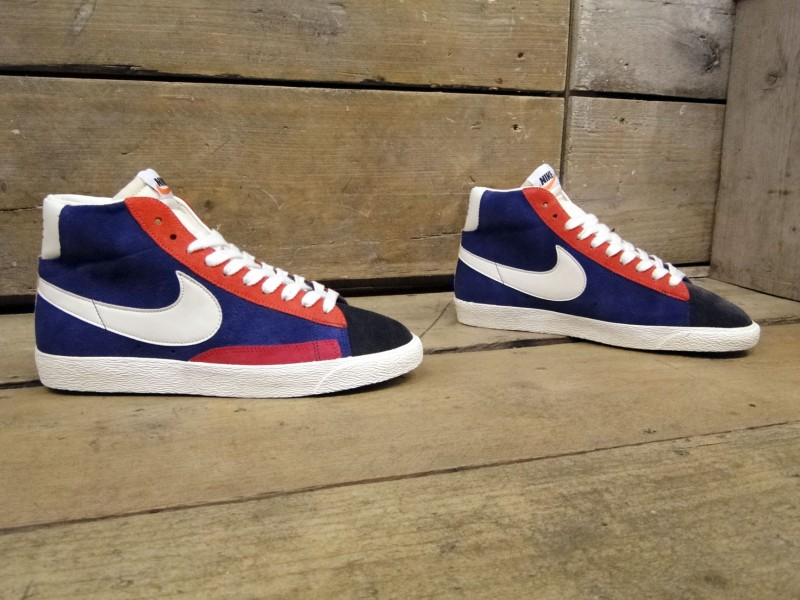 sports shoes 2ae42 f44a2 Nike Blazer High Vintage Mix – Multi-Color