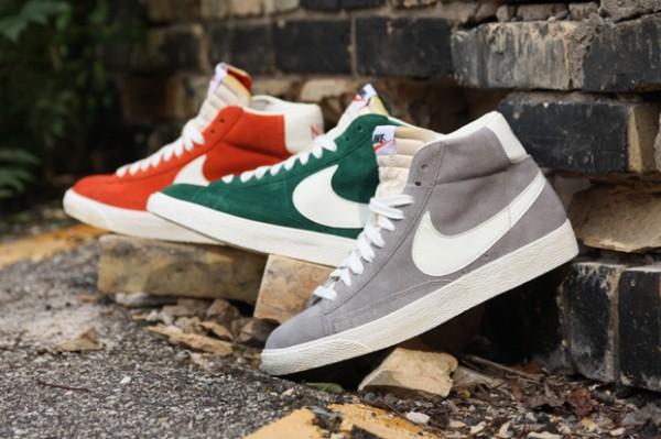 quality design 4787e a1d7f Nike Vintage Blazer Pack - Air 23 - Air Jordan Release Dates ...