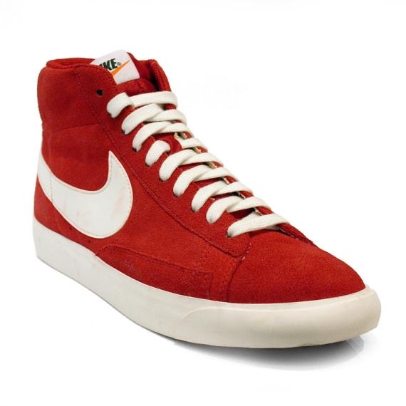 buy nike sb blazer high red