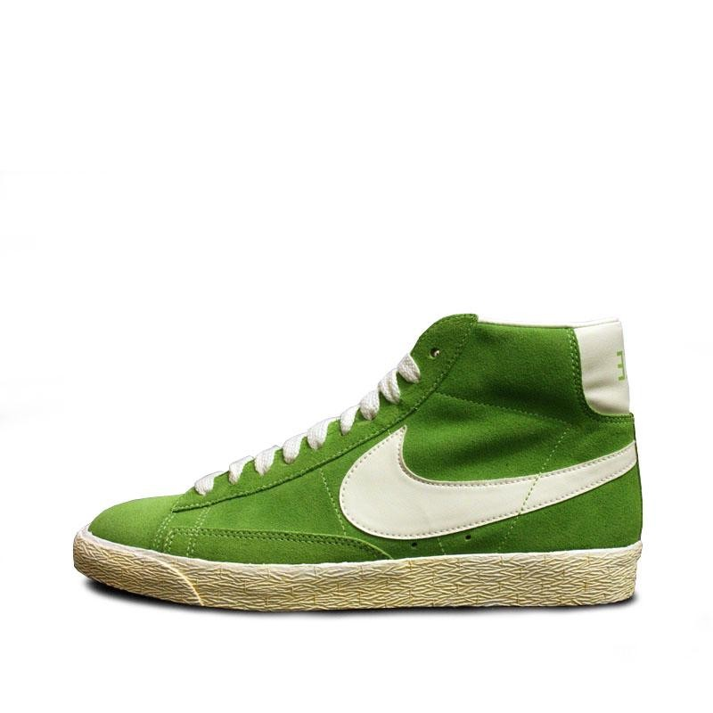 official photos b5573 f226c Nike Blazer Mid Color  Action Green Sail Style  538282-300
