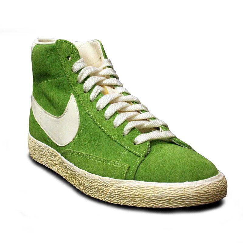 ab2404bc19ef Nike Blazer Mid - Action Green Sail