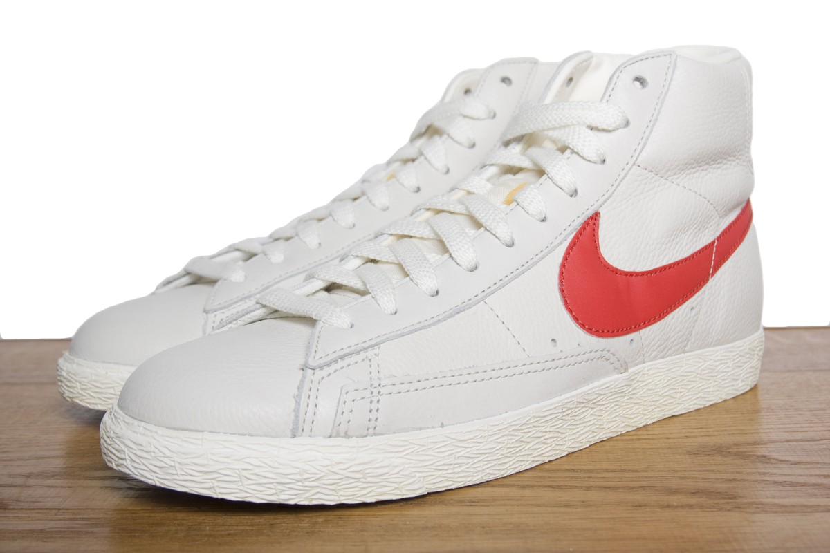 Nike Blazer High Top Nikes Blanco O9Qsgv