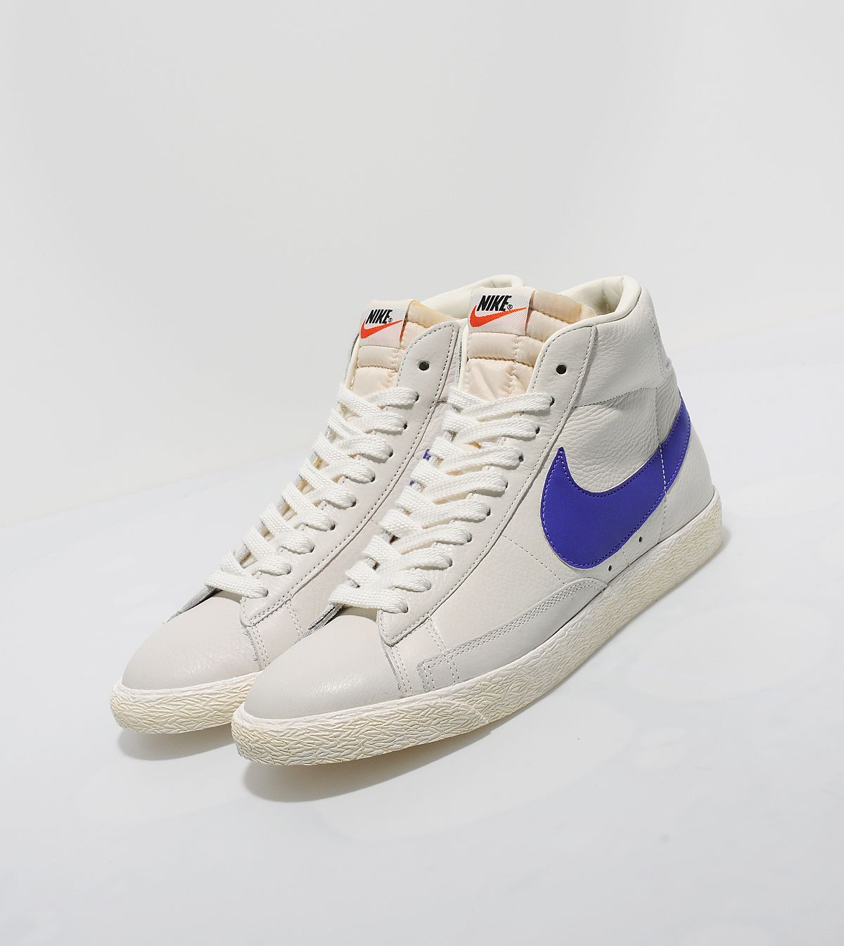 timberland homme pas chere - Nike Blazer High Vintage - Sail/Purple