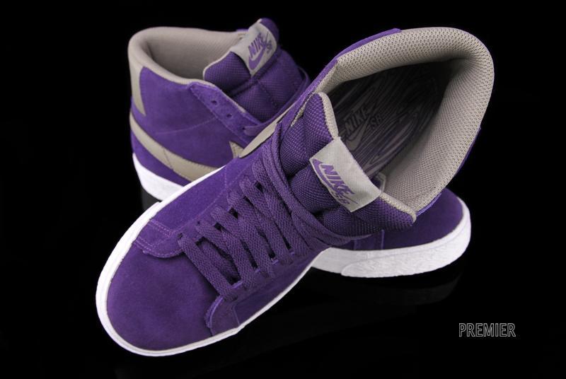 "nike air force 1 enfant - Nike Blazer SB ""Quasar Purple"""