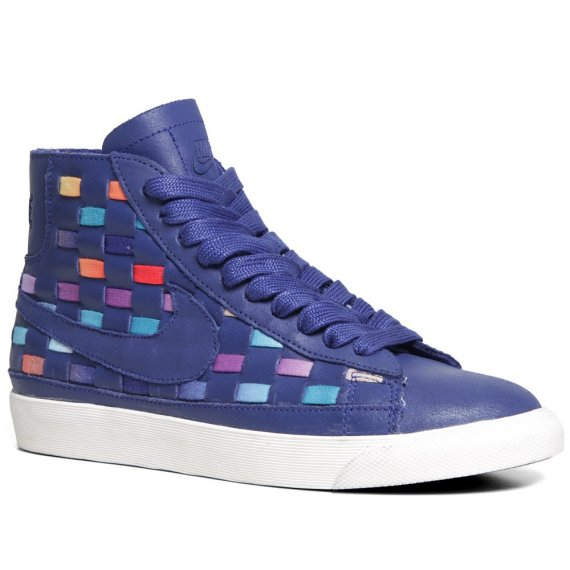 Nike Blazer U0026quot;Wovenu0026quot; - Deep Royal Blue