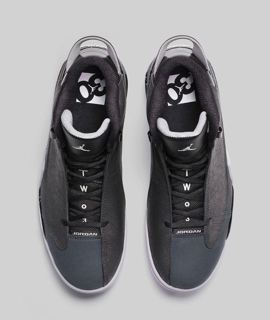Jordan Dub Zero Color  Black Classic Charcoal-Wolf Grey-White Style  311046-004.  Release  02 21 2015. Price   160.00 d6d7fbec2