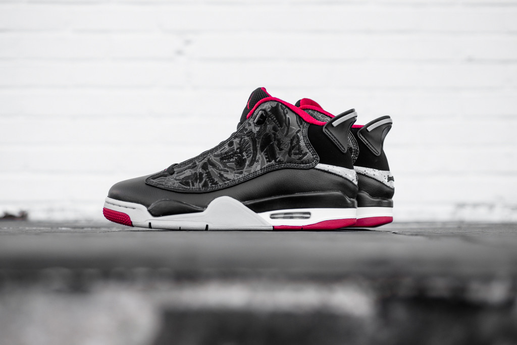 super popular 609d7 2018f air jordan dub zero bred