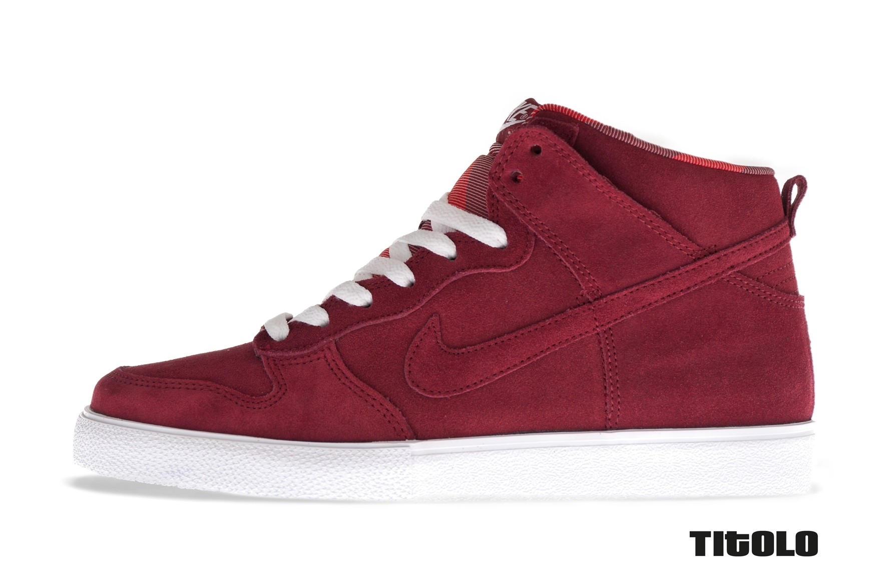 Nike Dunk High AC – Team Red/Team Red-Sport Red