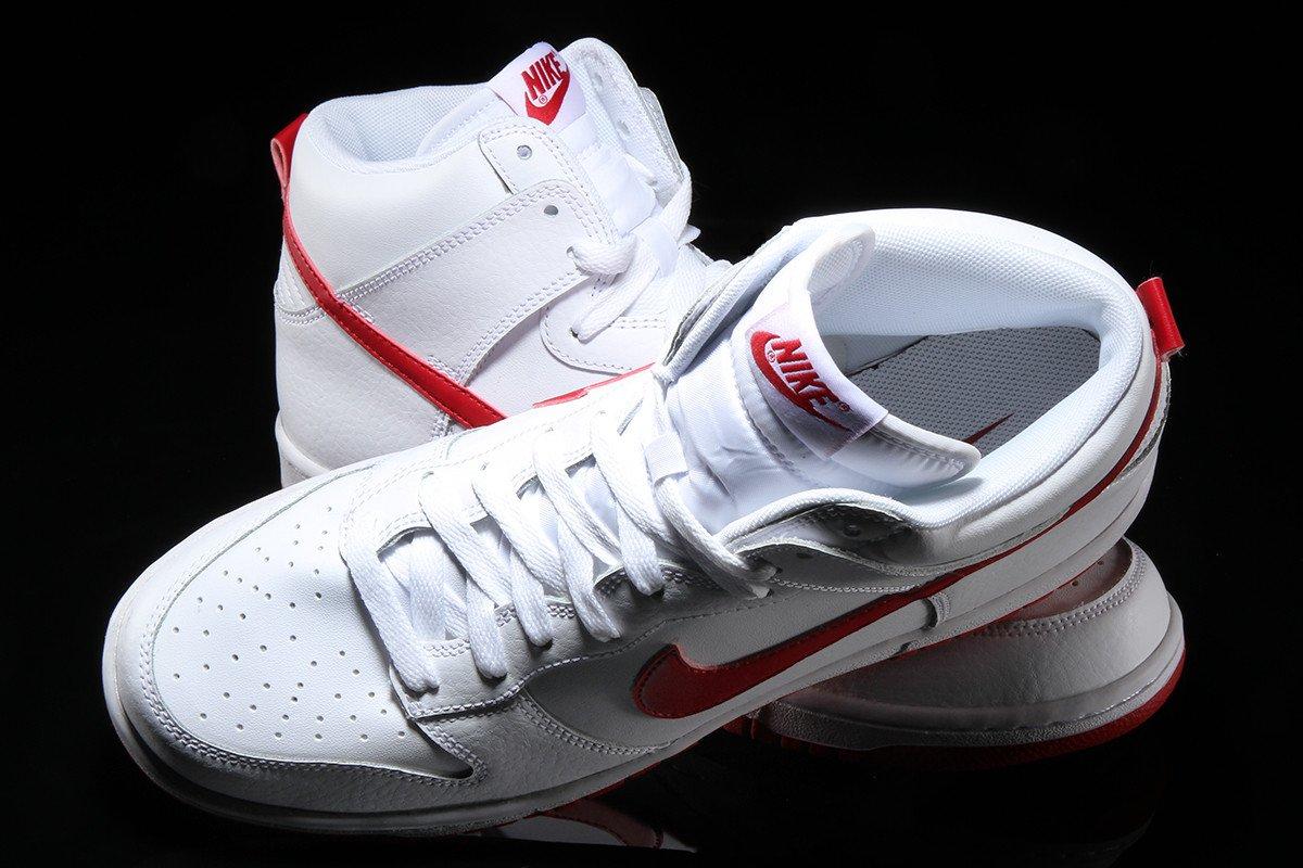 Nike Sb Dunk High Gimnasia Rojas 12 De JuHLeot3X