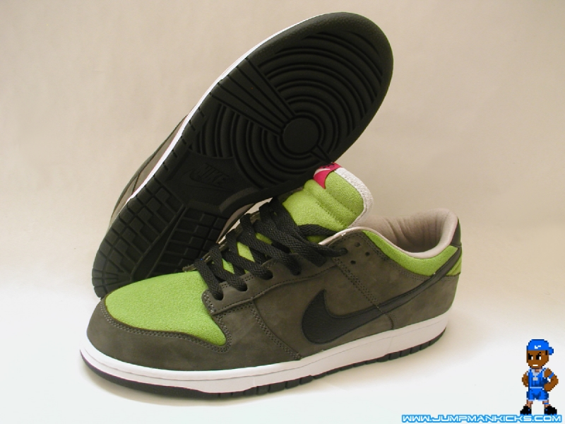 half off ccc42 5c289 Throwback  Nike Dunk Low Pro