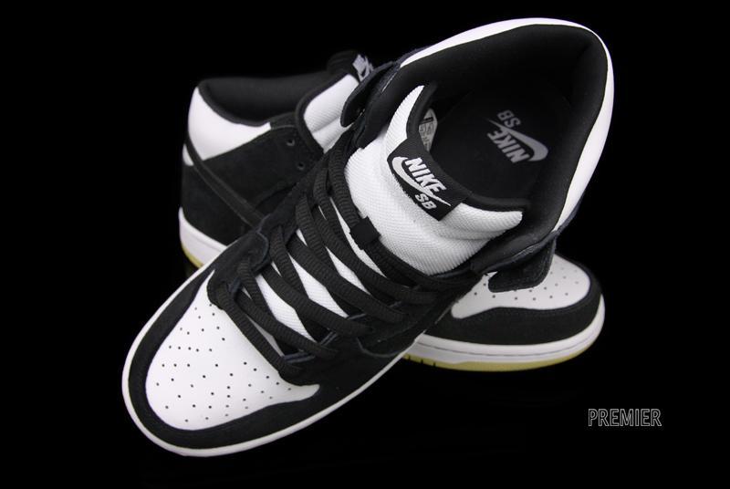 Nike Dunk Sb Pro Mitad En Blanco Y Negro 3FfKmUSJgh