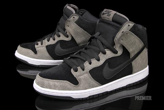 collections en ligne Nike-sb-dunk Haute-pro-argile Lapin Noir-blanc faux en ligne Offre magasin rabais WGDtDak
