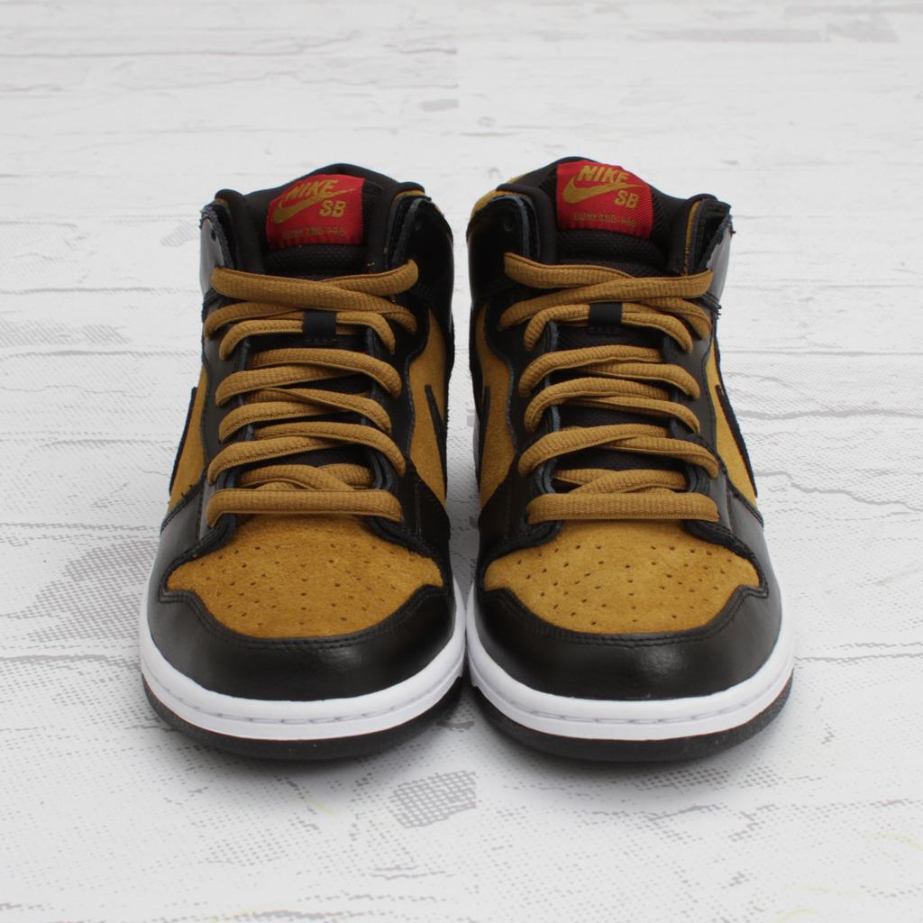 2133428c5368 Nike SB Dunk Mid Premium Guns N Roses Size 10 November Rain (314381 061)