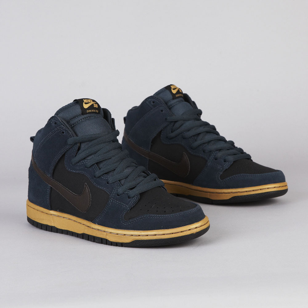 nike dunk high pro sb classic charcoal. Black Bedroom Furniture Sets. Home Design Ideas