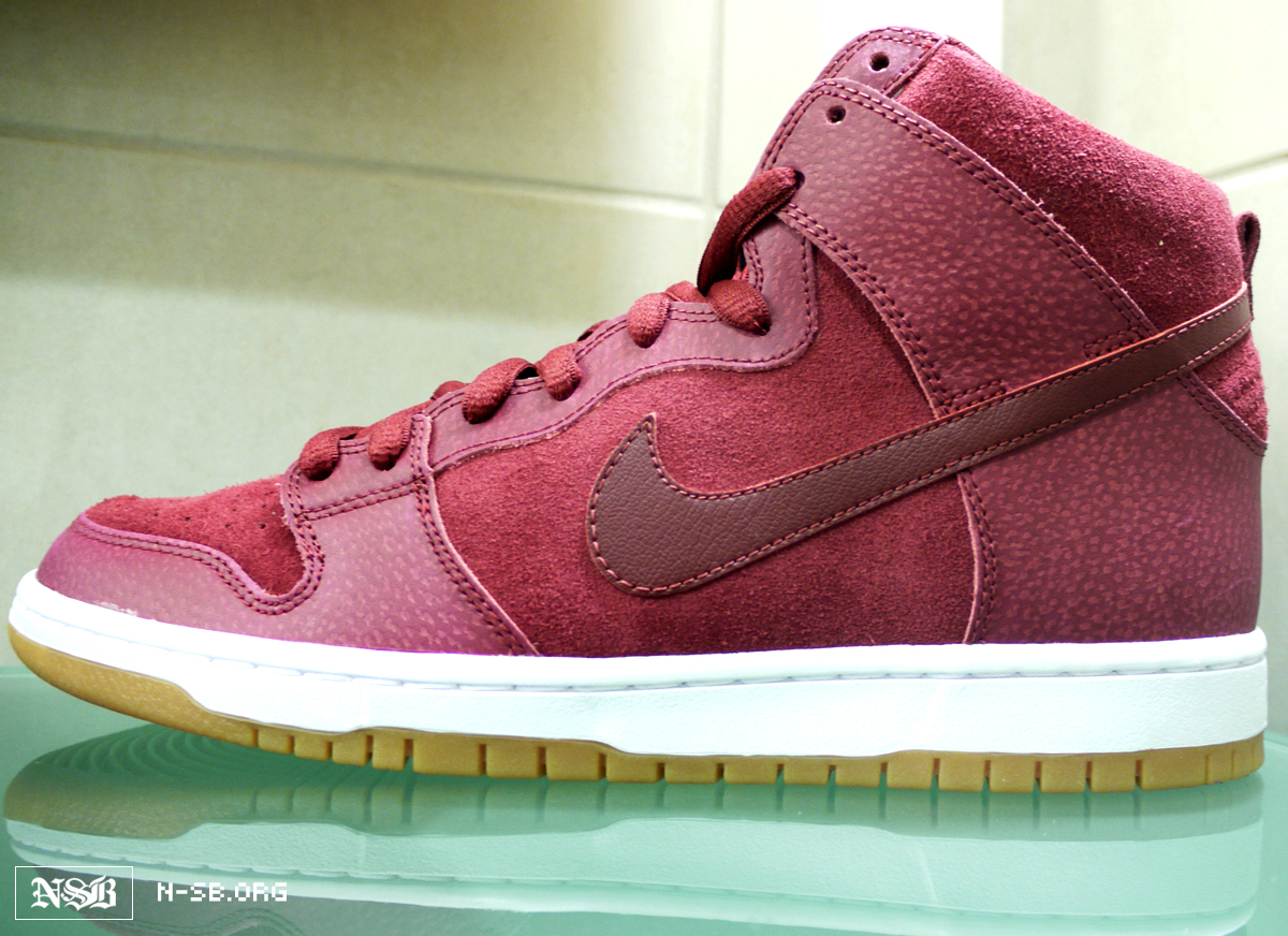 nike dunk high pro sb mahogany. Black Bedroom Furniture Sets. Home Design Ideas