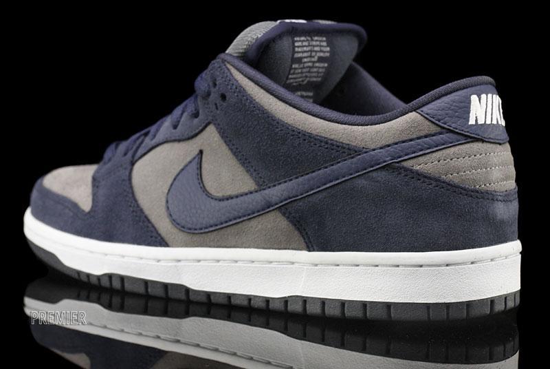 Nike Dunk Bas De Kevlar Gris Bleu-vert kzU0o