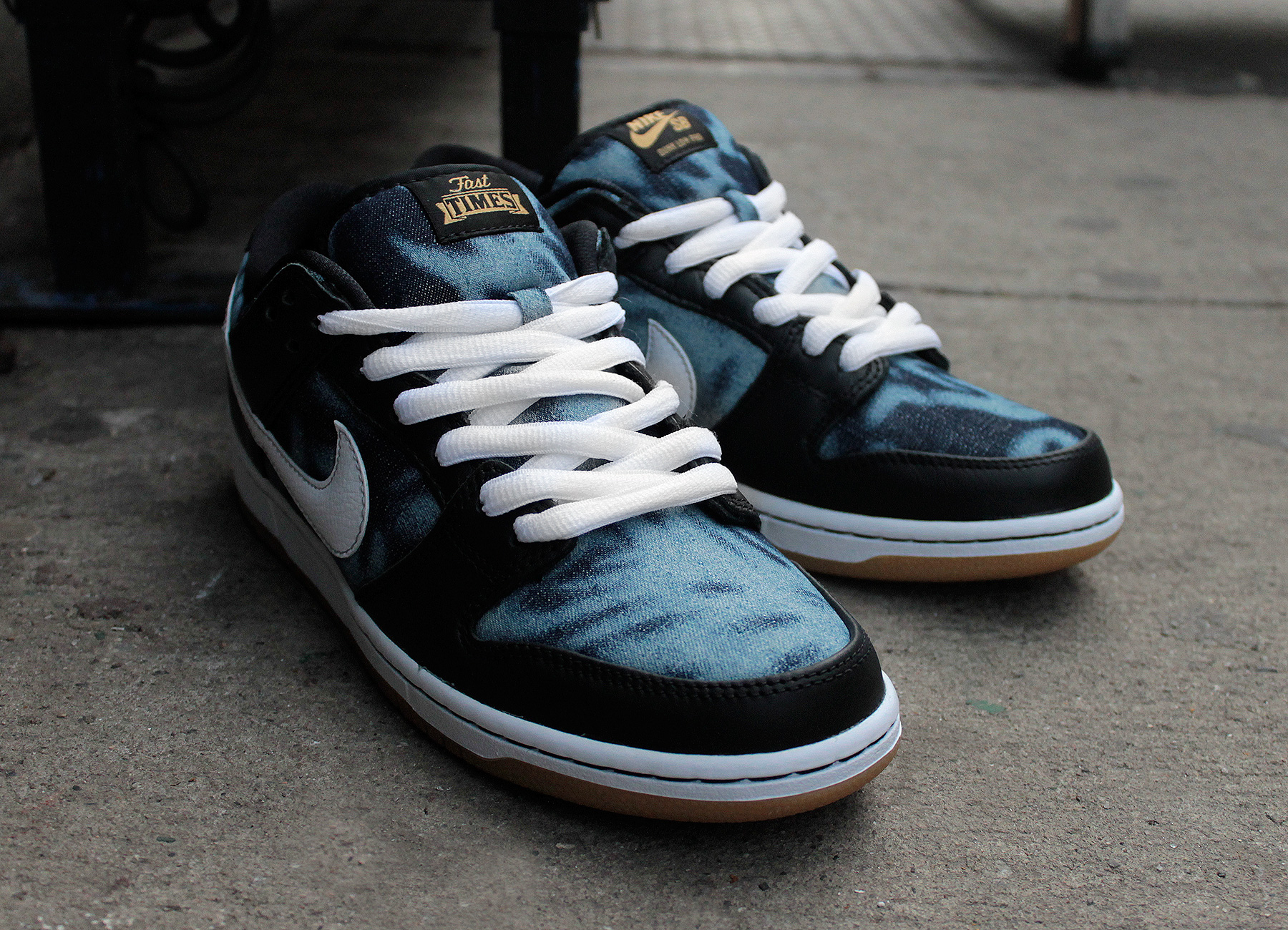 "new product 3d103 335d6 Nike Dunk Low Premium SB ""Fast Times"""