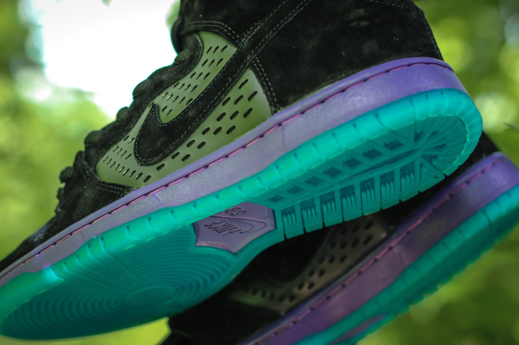 9d80a9457950 Nike Dunk High Premium SB