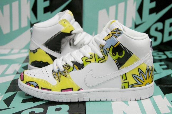 Nike Sb Dunk Dls Alta Premium KIAj9bG