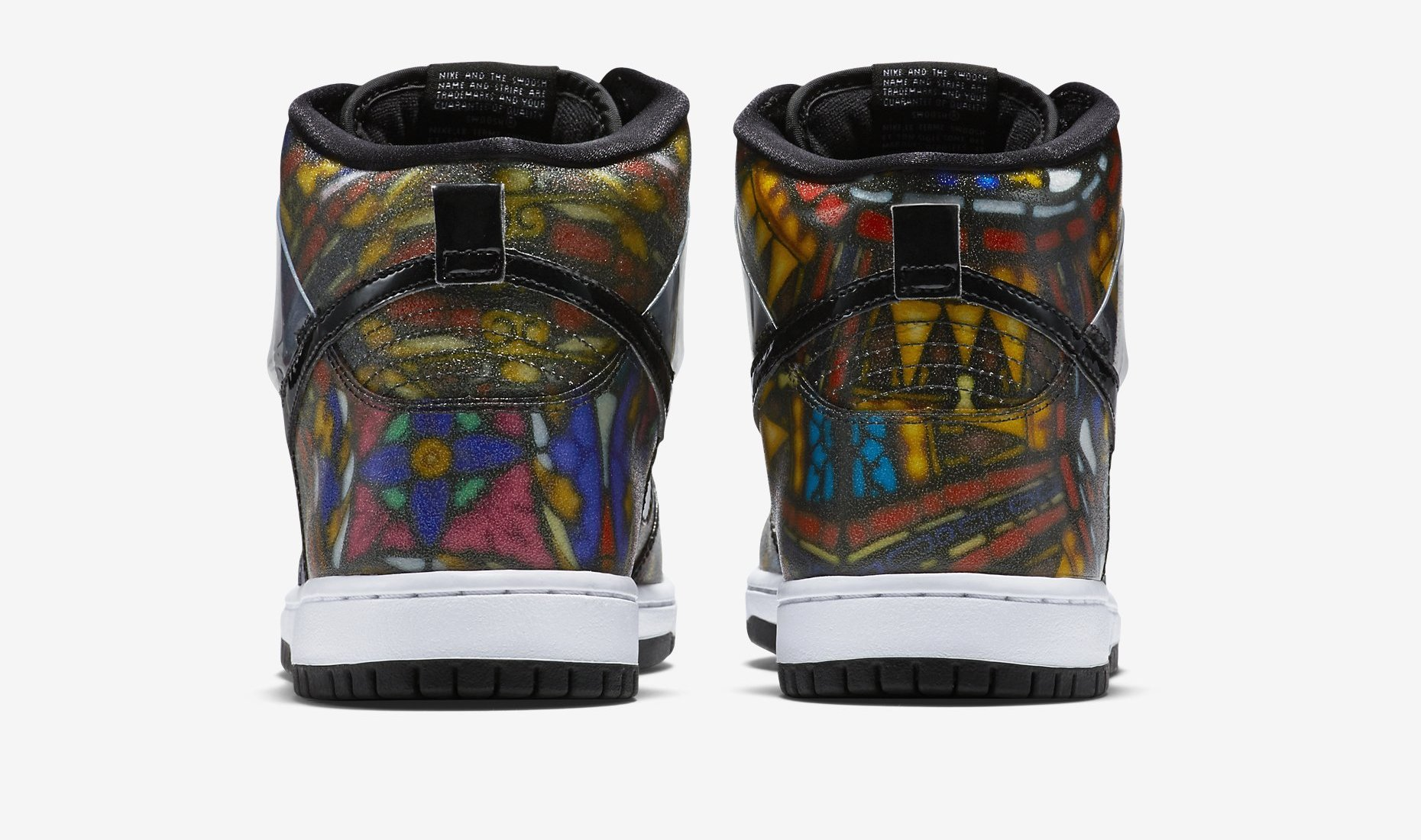 Nike Stained Glass Shoe